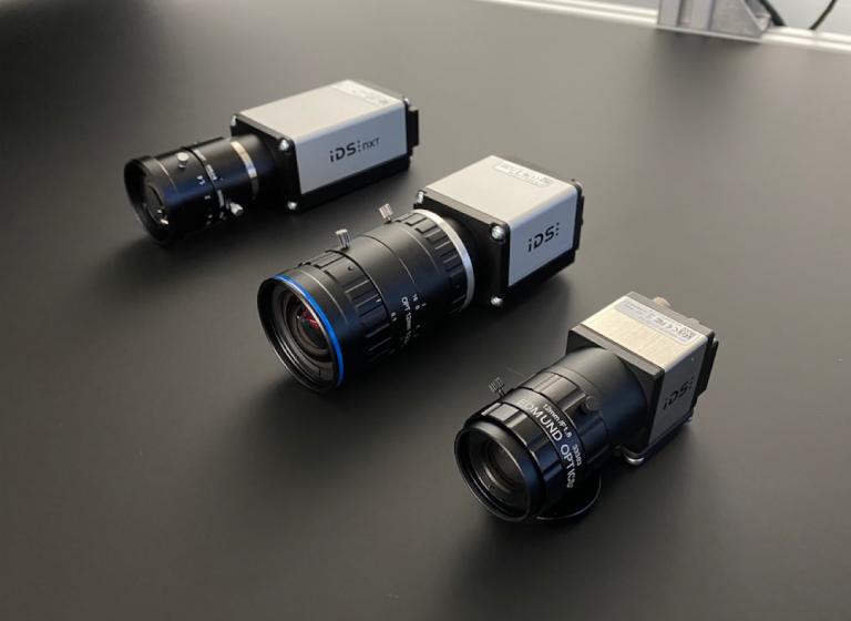 GigE Vision Cameras