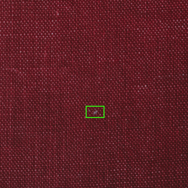 Fabric Anomaly Labelled